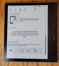 "Amazon - Kindle Oasis E-Reader (2019) - 7"" - 8GB - Waterproof - Latest 10th Gen"