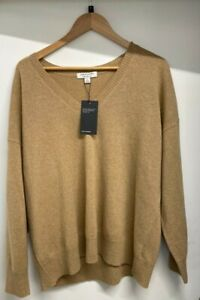 (BOT) M&S Pure Cashmere Jumper Size Large - Brand New With Tags