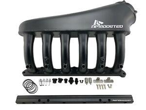 2004-2013 BMW N52 B30 3.0L Billet Aluminum Intake Manifold Assembly & Fuel Rail