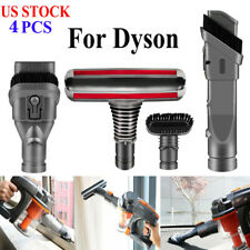 4pcs Accessories Brush Tools Kit for Dyson DC35 DC45 DC52 DC58 V6 Vacuum Cleaner