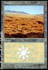 Plains Version 3 // NM // Euro Lands // engl. // Magic the Gathering