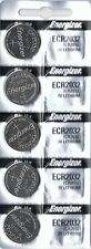 5 New ENERGIZER CR2032 Lithium 3v Coin Battery Australia Stock FAST SHIPPING