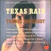 Texas Rain - Townes Van Zandt  CD