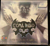 Coma Ward ~ Board Game of Mature Survival/Horror New SW FREE US Shipping