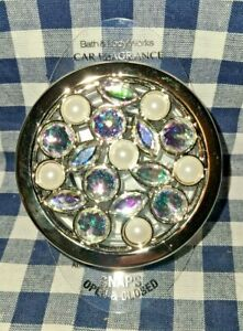 Pearls & Gems NEW Scentportable CAR Vent Clip Bath & Body Works SHIPS FREE!