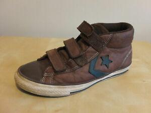 Converse ALI STAR Leder coole Sneaker Halbschuhe Gr. 5,5 TOP