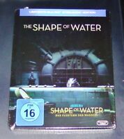THE SHAPE OF WATER LIMITIERTE STEELBOOK EDITION BLU RAY SCHNELLER VERSAND NEU