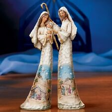Loving Mary and Baby Jesus Nativity Figurine JOSEPH SOLD SEPARATELY