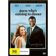 Guess Who's Coming To Dinner (DVD, 2019)