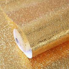 Самоклеющиеся водонепроницаемый масло-доказательство алюминиевая фольга кухонный шкаф настенная наклейка