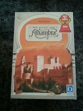 Spiel Alhambra komplett vollständig Spiel des Jahres