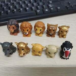 Gold Zazu woolworths O Rei Leão Da Disney Coleção ooshies