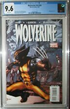 Wolverine (2003 v3) 50 CGC 9.6 Near Mint+ full color cover  Sabretooth battle