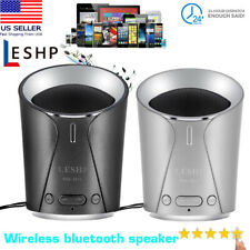 Bluetooth Speaker Portable Outdoor Wireless Speakers With USB/TF/Aux/FM Radio US