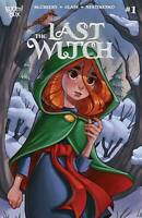 THE LAST WITCH #1 Chrissie Zullo - Limited to 500 - NM+