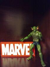 """Marvel Legends Spider-Man Sandman BAF Wave 6"""" Jackal Figure Pre-Owned"""