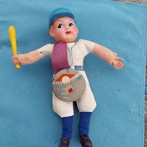 Vintage Antique Kansas City Athletics (A's) Baseball-Pinback on  Player