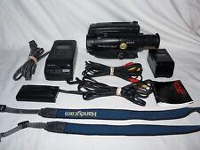 Sony Handycam CCD-TR54 8mm Video8 Camcorder VCR Player Camera Video Transfer