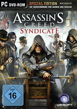Assassin's Creed: Syndicate - Special Edition / Uplay PC Download Key DE EU