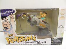 The Flintstones Fred Flintstone in Cruiser Box - Set Diorama - McFarlane Toys