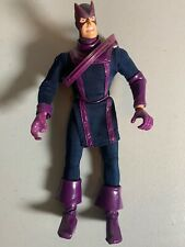 TOYBIZ MARVEL FAMOUS COVERS HAWKEYE 8 INCH ACTION FIGURE 1998 AVENGERS