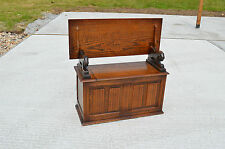 Oak Art Deco 20th Century Antique Benches & Stools
