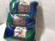 Lion Brand Yarn Landscapes 3 Pack Color Blue Lagoon