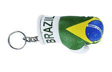 llaveros coche moto keychain key chain bandera guante boxeo brazil brasileño