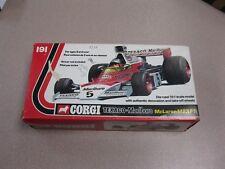 BOX ONLY FOR A Corgi Marlboro McLaren M23 F1 Vintage