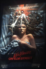 McFarlane Toys 3D Movie Poster A Nightmare on Elm Street Freddy Krueger