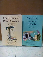 Winnie-the-Pooh A A Milne   (Paperback 2016)   & The House at Pooh Corner UK New