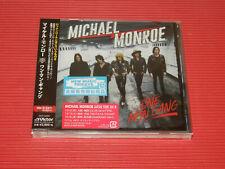 4B 2019 JAPAN CD MICHAEL MONROE ONE MAN GANG
