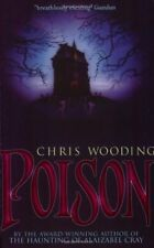 Poison,Chris Wooding- 9780439982450