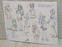 BLEACH MODEL SHEET COLLECTION Arrancar The Arrival I Art Works Design Book Ltd *