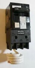 Siemens ITE 2 pole 50 amp plug in QF250 GFI ground fault circuit breaker
