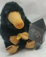 """Fantastic Beasts & Where to Find Them Niffler Plush 7"""" Platypus w Coin"""