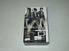 Shin Megami Tensei IV Accessory Set For Nintendo 3DS Japan Import FREE SHIPPING