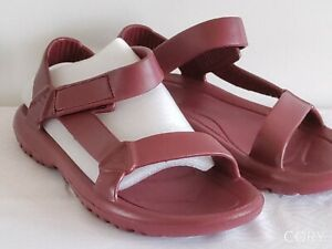 Men's Sandals Adjust Strap Open Toe Casual Sport Beach Size 43