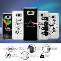 Pink Floyd Rock Band The Wall Prism Phone Case Cover for Samsung Plastic