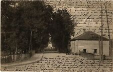 CPA  Chatel-sur-Moselle - Avenue de la Gare   (455562)
