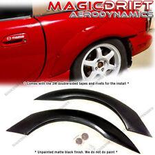 For 99-05 NB Mazda Miata MX5 MDP STYLE Rear Wide Fender Flares Body Kit 2-PCS