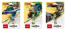 Amiibo Nintendo ZELDA LINK Twilight Princess & Skyward Sword & Ocarina of Time