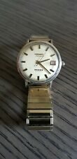 VINTAGE LONGINES ADMIRAL 10k GOLD FILLED AUTOMATIC MENS WATCH .