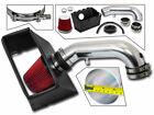 BCP RED 09-18 Dodge Ram 1500 2500 3500 5.7 V8 Cold Air Intake Kit +Heat Shield