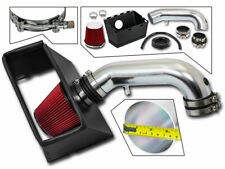 BCP RED 09-18 Dodge Ram 1500 2500 3500 5.7 V8 Cold Air Intake Kit +Heat Shield