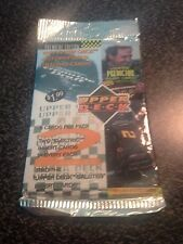 1995 UPPER DECK PREMIERE MOTOR SPORTS TRADING CARD 2 PACK LOT SERIES 2 UPDATED