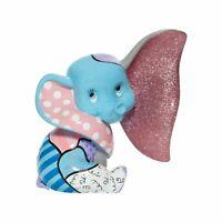 Disney Romeo Britto Baby Dumbo 7 Inch Enesco Figurine 6007096