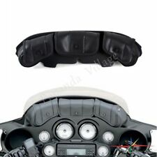 Motorbike Front Three-Pockets Pouch Windshield Bags For Harley Touring Road King