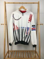 VTG Puma Men's XTG Cross Group Training All Over Print Pullover Sweater Size L