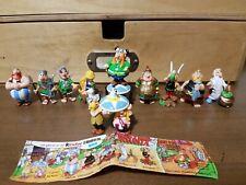 Set completo Asterix e i Romani !! ** Germania 2000 ** + cartina tedesca